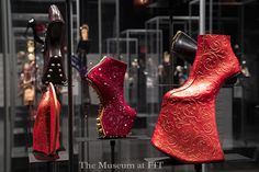 Shoes by Noritaka Tatehana by Museum at FIT, via Flickr