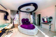 Kalpli Genç Kız Odası   #genckizodasi #gencodası #modoko #mobilya #tasarım #interiordesign #özelmobilya #furniture #design #beysmobilya