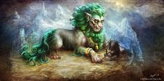 Rules to play by Kirsi Salonen | Fantasy | 2D | CGSociety