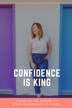 "I went from someone who didnt think they could sell and didnt like ""sales"" to someone who feels like she could sell anything to anyone, seriously. What changed my that? Confidence. Let me tell you how you can embrace your confidence and why itll help your bottom line in todays episode."