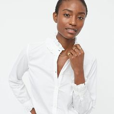 J.Crew: Clothes, Shoes & Accessories For Women, Men & Kids Wear Test, Mother Jeans, Field Jacket, Boys Shirts, Women's Shirts, Royal Fashion, Casual Wear, J Crew, Classic