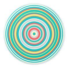 Multi-Colored Ring/Circle Pattern