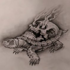 Tortoise Tattoo Images & Designs