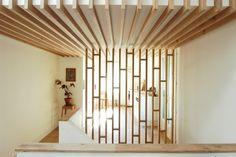 Maison V St Ouen, France A project by: THE Architectes Architecture, Interior