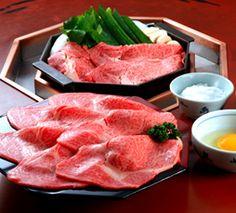 sukiyaki de mishimatei. すき焼、三嶋亭.