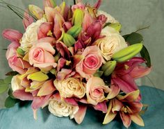 Shades of pink. Wedding Bouquets, Wedding Flowers, Baltimore, Special Day, Shades, Rose, Plants, Pink, Wedding Brooch Bouquets