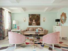 Wohnzimmer Farbideen - 20 gelungene und einzigartige Farbkombinationen - http://wohnideenn.de/wohnzimmer/12/wohnzimmer-farbideen-farbkombinationen.html #Wohnzimmer