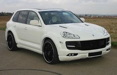 Porsche Cayenne GTS (Anderson Germany White Racing Edition)