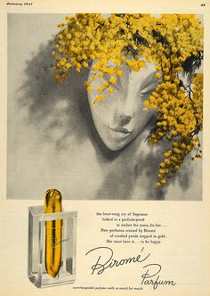 Great deals from PeriodPaper Perfume Ad, Vintage Perfume, Beauty Ad, Beauty Products, Paper Store, Graphic Design Art, Vintage Beauty, Vintage Ads, Health And Beauty