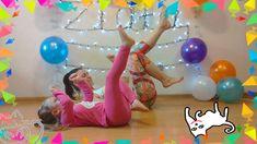 Веселая зарядка для малышей / Fun exercises for babies / تمارين لياقة بدنية ممتعة للأطفال Fun Exercises, Fun Workouts, Exercise For Kids, Confirmation, Channel, Kitty, Gym, Star, Youtube