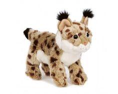Teddykompaniet Forest Animal Lynx (Lodjur) - 7123