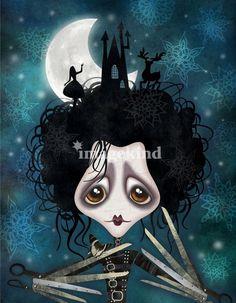 Edward, Sweet Edward | SANDRA VARGAS