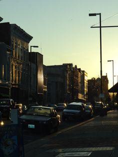 downtown Paducah, KY