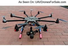 INTRODUCING Our NEW Professional Carbon Frame Multicopters LINE with Molded Arms! http://uavdronesforsale.com/index.php?page=item=126