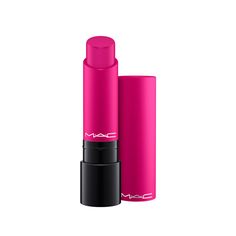 Liptensity Lipstick in Ambrosial: A Lipstick with enhanced amounts of pigment for extreme colour intensity. Provides vibrant, luxurious payoff in bright plum pink.