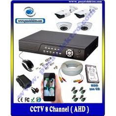 Paket Kamera CCTV 4 Channel ( Internet Online ) Benefit & Keuntungan Yang Anda Dapatkan : - 4 Unit Camera CCTV 1.3 Megapixels - 1 Unit DVR 8 Channel Non Internet - Hard Disk Terabyte (Alat Rekam) - 18 Buah BNC + Accessories -  50 Meter Kabel RG.Pro ( 2 in 1 ) -  Free Instalasi + Setting Koneksi Internet -  Garansi Perangkat 1 Tahun ( DVR )  Pusat Elektro Head Office   : (021) 5605533 Phone          : 081289305533 Whats Up     : 085959055000  Info Lengkap :http://www.pusatelektro.com