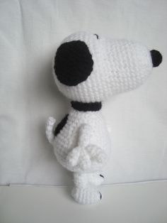 Snoopy de crochê