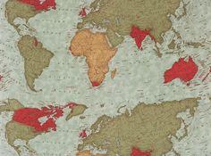 Map fabriccolored travel tourist world city map fabricpatchwork map fabriccolored travel tourist world city map fabricpatchwork fabriccotton linen fabricmap curtain fabrichandbag tableclothfabric pinterest city publicscrutiny Gallery