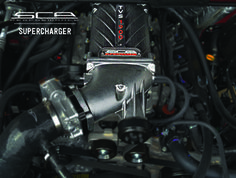SCA Supercharger Upgrade (Optional)