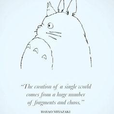 Miyazaki  #totoro #studioghibli #hayaomiyazaki #miyazaki #spirit #spiritedaway #ponyo #buddha #laugh #live #hope #beautiful #peace #om #vibes #positivevibes #create #dream #love by pxsitive.buddha