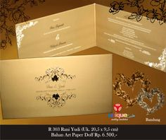 Let's see more unique wedding invitation from uniquecard.co.id | Fast Response » Phone: +628975757571 Pin: 2155A409