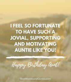 Happy Birthday Aunt from Niece Happy Birthday Aunt From Niece, Birthday Wishes For Aunt, Birthday Message For Husband, Birthday Celebration Quotes, Birthday Quotes For Her, Dad Birthday Card, Birthday For Him, Birthday Love, Birthday Messages