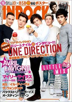 So, e have Liam smiling in a serious picture, Louis acting like he's from the garden of Eden (probably is) then we have Niall & Zayn standing there.and then we have Sir Styles, using a banana as a gun.....