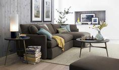 """Lounge II 93"""" Sofa coffee - Google Search"""