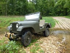 1959 Willys CJ-5 - Photo submitted by Dallas Durham.