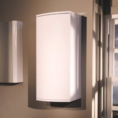 View the Wall Hung Single Door Bathroom Cabinet White - Voss. Traditional Bathroom Furniture, White Bathroom Cabinets, Single Doors, Amazing Bathrooms, Wall Mount, Sconces, Wall Lights, The Unit, Storage