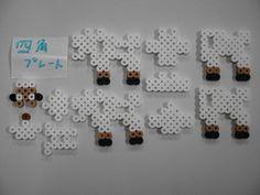 Hamma Beads 3d, Pearler Beads, Fuse Beads, Perler Bead Templates, Diy Perler Beads, Perler Bead Art, Pearl Beads Pattern, Hama Beads Patterns, Beading Patterns