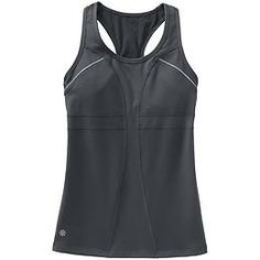 Turbocharge Tank - Set a new personal record in your race with the racerback tank that features 360° reflectivity and is made from our super-sleek Velocilite® performance fabric.