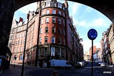 Milburn House , in Newcastle upon Tyne,  was the largest office block in Europe when it was built in 1905.
