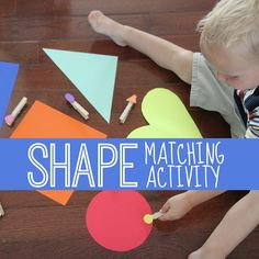 Shape matching activ