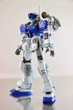 RGM-79SP GM Sniper II - Customized Build Modeled by mrpig0033