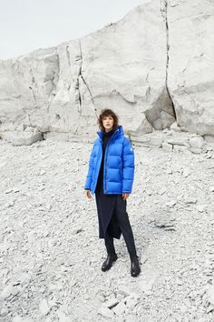 Quartz Co. Down Insulated Winter Jacket Made in Canada Switzerland Hotels, Netflix Documentaries, Sustainable Fashion, Cold Weather, Campaign, Winter Jackets, Quartz, Outfits, Shopping