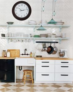7 Reasons Why You Don't Need Kitchen Cabinets