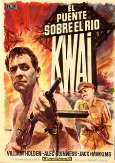 Programa de Cine - El Puente sobre el Río Kwai