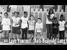 LOVE YOURSELF by KHARI (Anti-Bullying Song) - YouTube