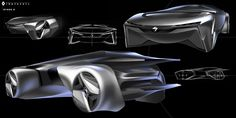 Adobe Premiere Pro, Adobe Photoshop, Design Digital, Futuristic Cars, Car Sketch, Automotive Design, Exterior Design, Super Cars, Behance