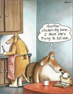 Dogs funny cartoon gary larson 48 Ideas for 2019 Far Side Cartoons, Far Side Comics, Funny Cartoons, Funny Comics, Funny Memes, Hilarious, Cartoon Jokes, Cartoon Images, Funny Quotes