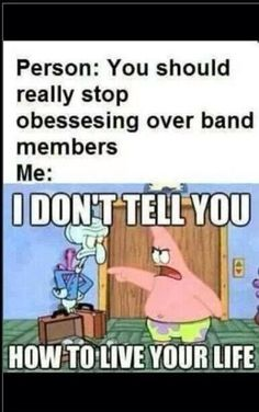Random Band Stuff