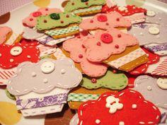 Fuxicando sobre Artes: .festival dos cupcakes.