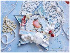 Новогодняя звездочка ★ New Year Star Card