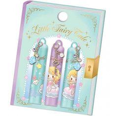 Little Fairy Tale Key Pencil Caps Little Mermaid (◕ᴥ◕) Kawaii Panda - Making Life Cuter
