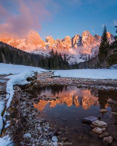 Val Venegia by Alessia Bortolameotti on 500px