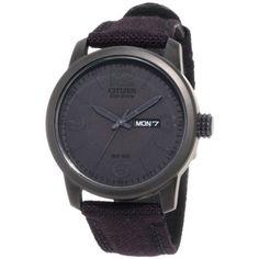 Citizen Stealth Watch  All black design
