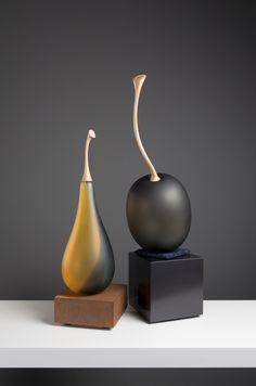Nick Mount » Pear on Corten: A Still Life