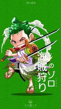 Roronoa Zoro by One Piece Manga, One Piece Full, One Piece Crew, One Piece Drawing, Zoro One Piece, One Piece Comic, One Piece Images, One Piece Fanart, Wallpaper Gamer