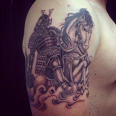 78395603d 40 Samurai Warrior Tattoo Designs For Men And Women - Dzine Mag Samurai  Warrior Tattoo,